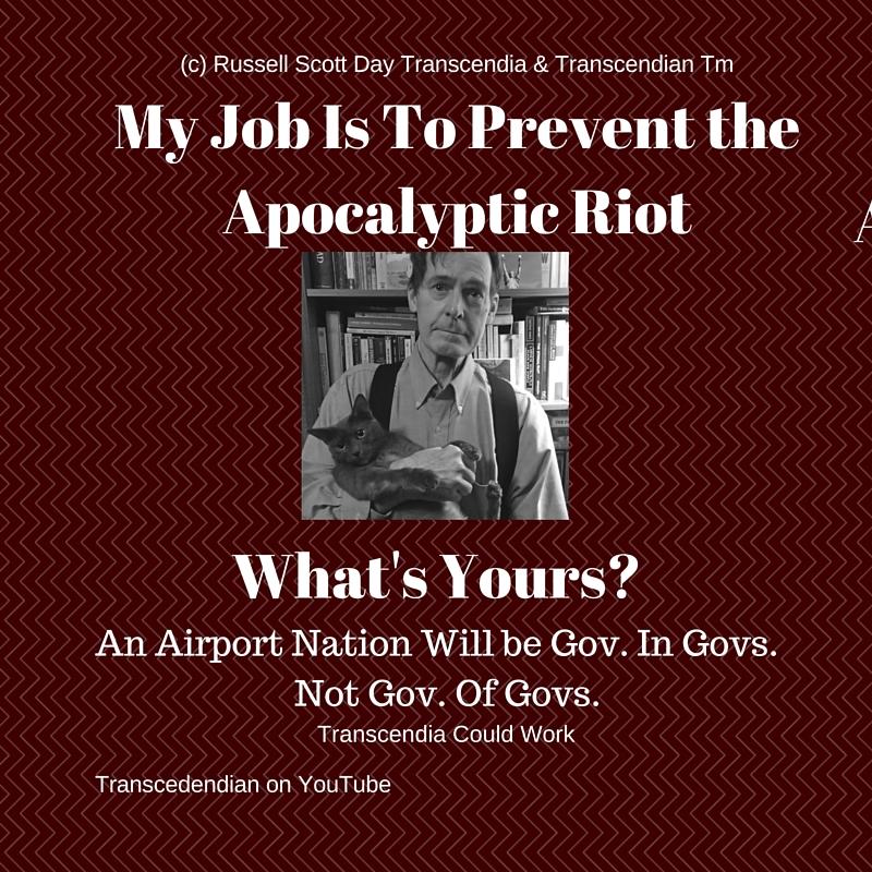 Apocalyptic Riot
