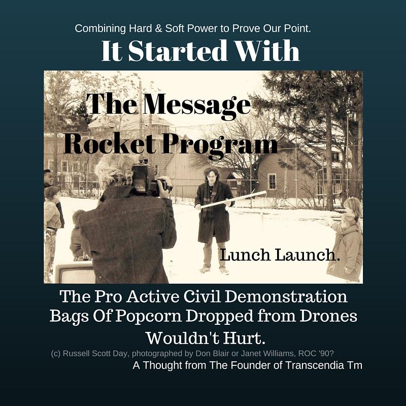 The Message Rocket Program